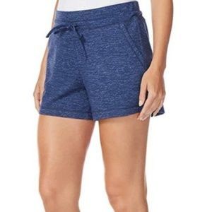 NEW 32 DEGREES Cool Women's Fleece Lounge Shorts